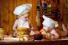 baby led weaning en la cocina