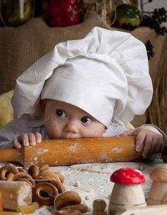Baby led weaning cocinillas
